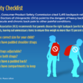 Backpack safety tips from Brooks Chiropractic