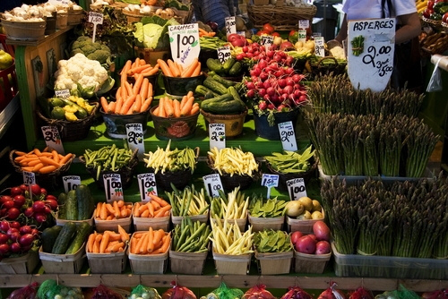 Farmers Markets for fresh, inexpensive produce in Shakopee