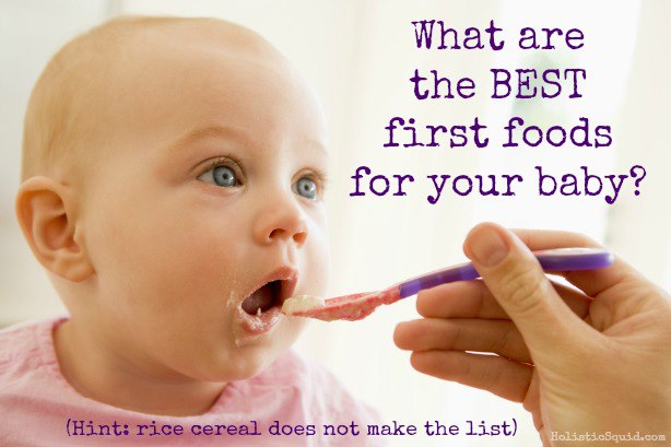 Shakopee chiropractor discusses first foods for babies ccuart Images